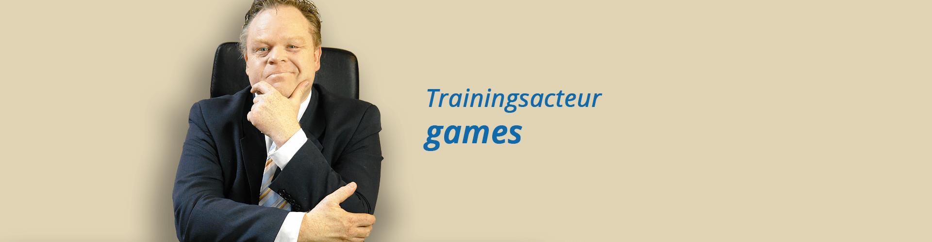 Trainingsacteur games